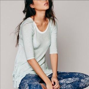 Free people layering top new